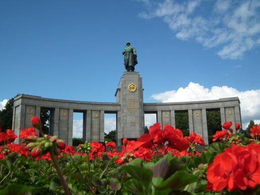 soviet memorial. berlin